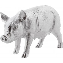 Tirelire Cochon Chrome Kare Design