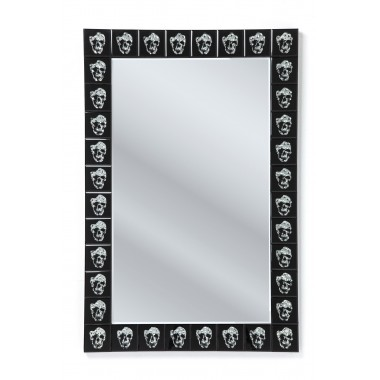 Miroir Skull Movie 120x80 Kare Design