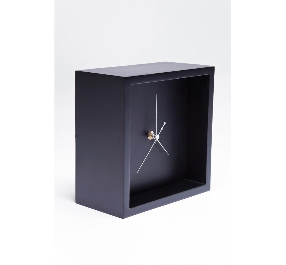 Horloge de Table Pure Cube Kare Design