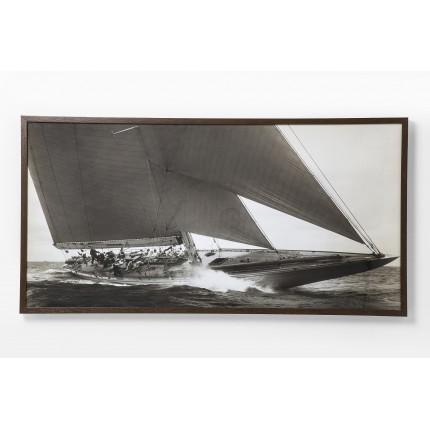 Tableau Sailing 84x164cm Kare Design