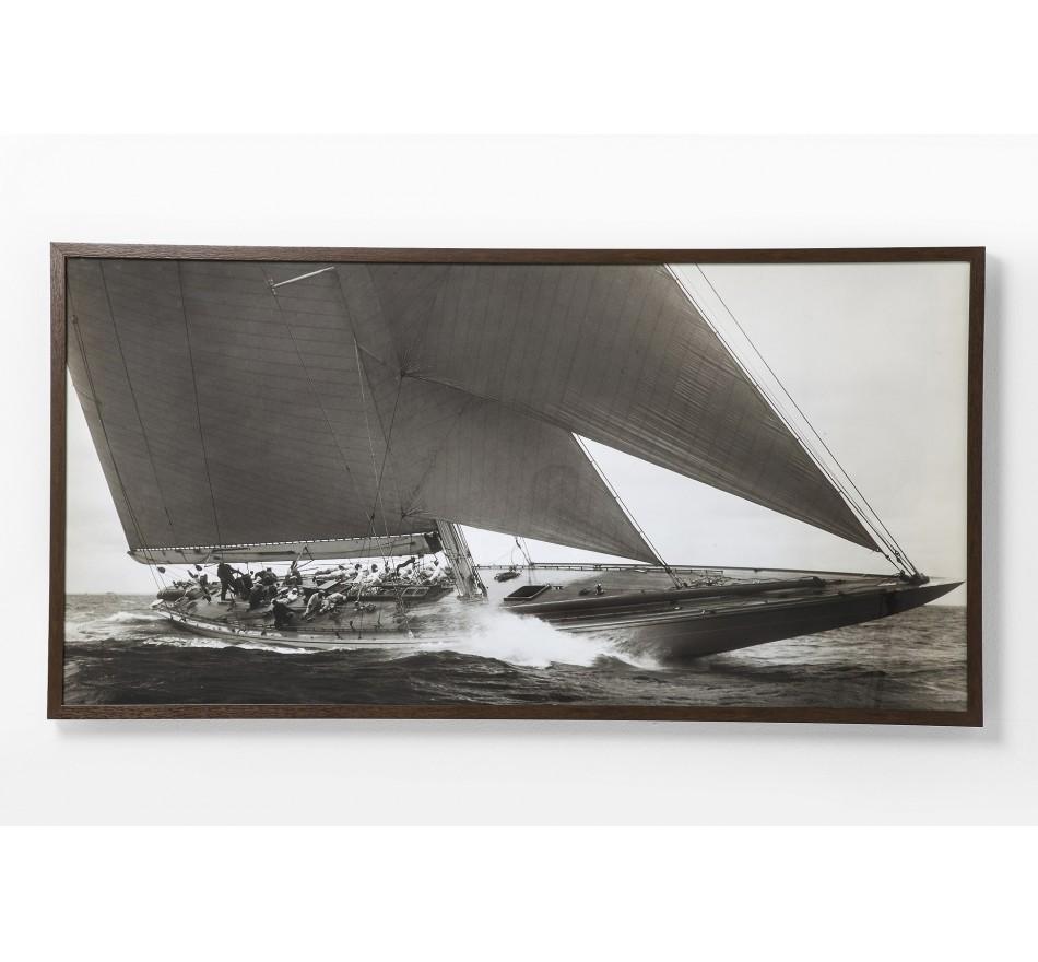 Tableau Sailing 84x164 Kare Design