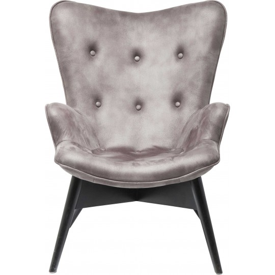 Fauteuil Angels Wings anthracite Eco Kare Design