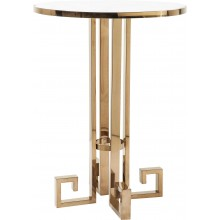 Table haute Jazz 80 cm Kare Design