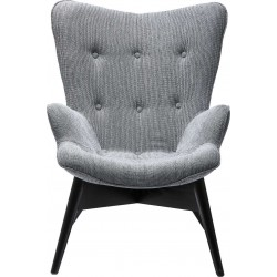 Fauteuil Angels Wings salt&pepper Eco Kare Design
