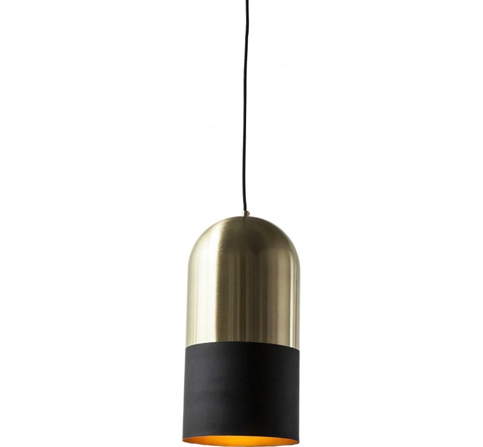 Suspension Campana Duo bronze 20cm Kare Design