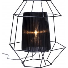 Lampe de table Wire noire Kare Design