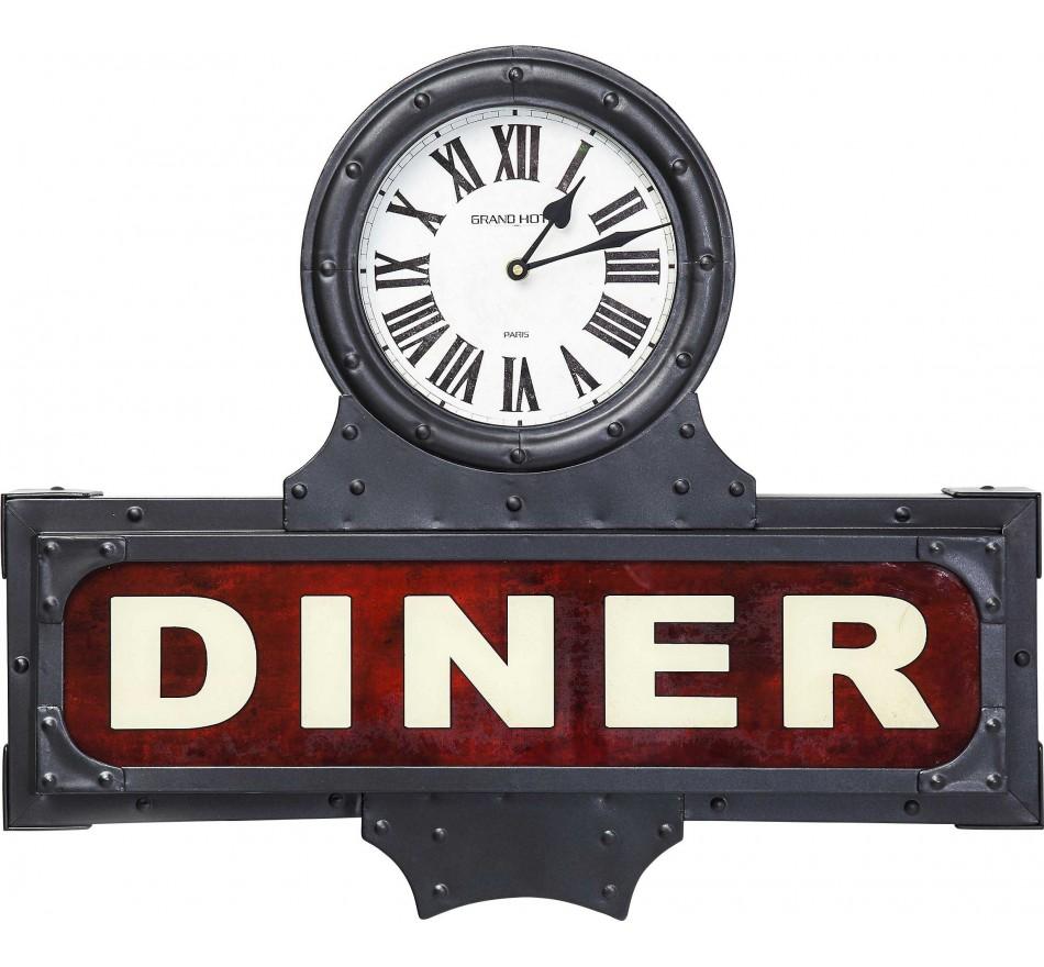 Décoration lumineuse Diner Time Kare Design