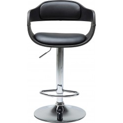 Tabouret de bar Costa noir Kare Design