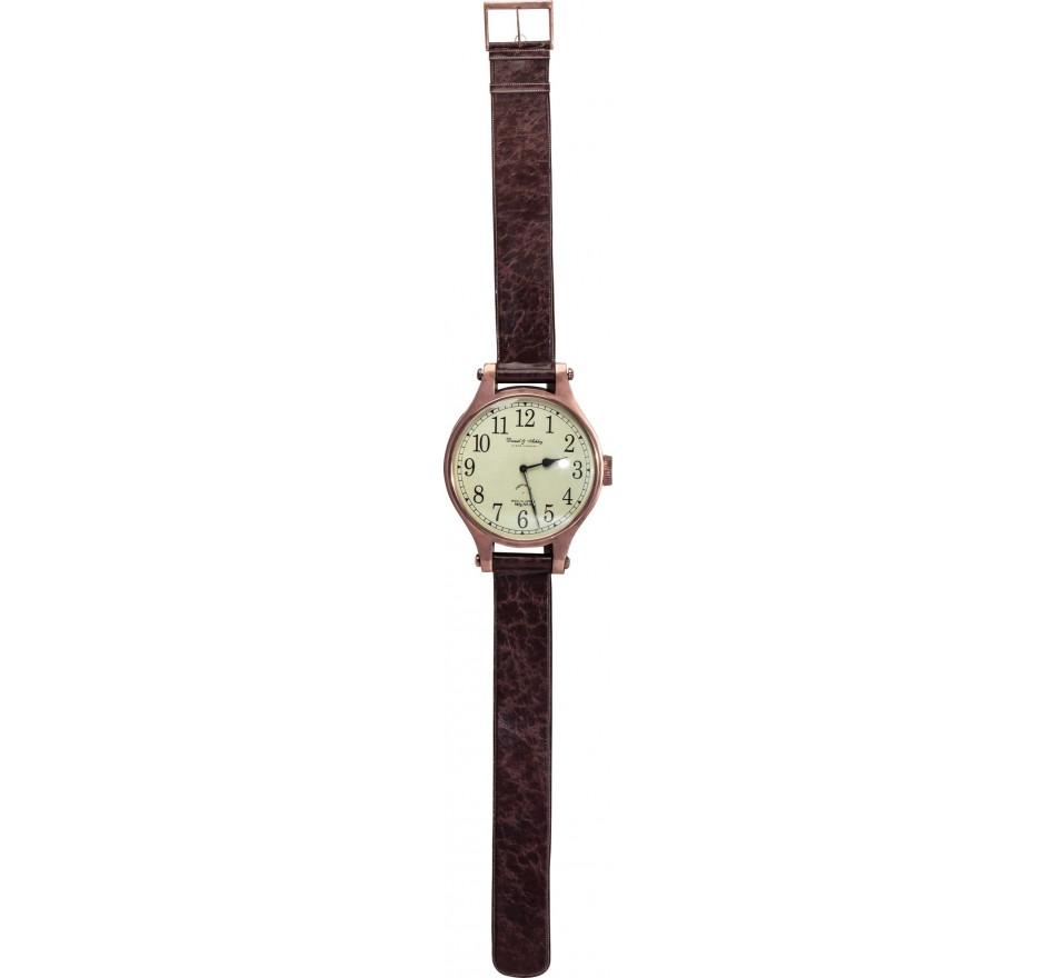 Horloge Ticker Kare Design
