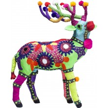 Deco Deer Fiesta Colore Kare Design