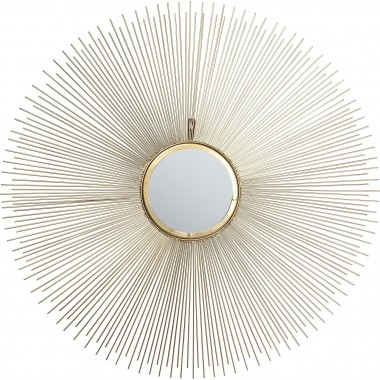 Miroir Sunbeam Kare Design