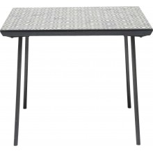 Table d'appoint Thekla 55x50 Kare Design