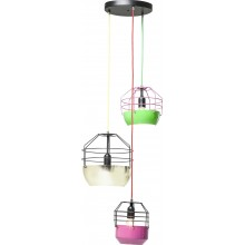 Suspension Gabbia Colore Kare Design
