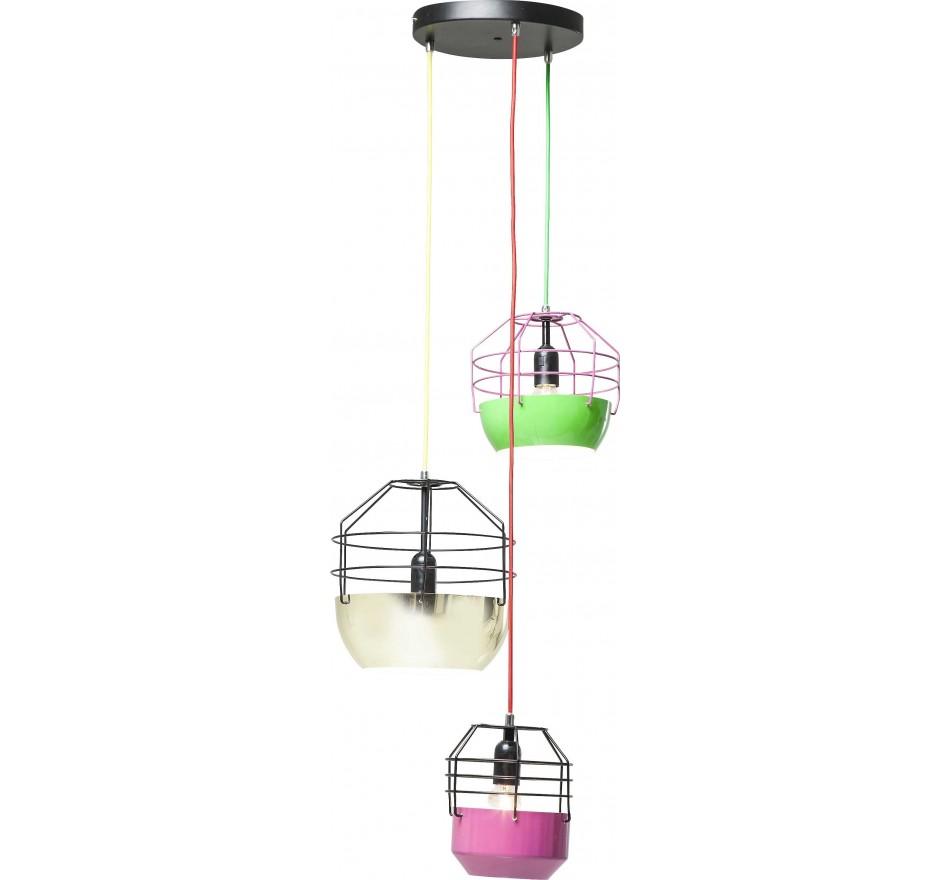 Suspension Gabbia Colore Kare Design