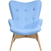 Fauteuil Angels Wings Bleu Eco Kare Design