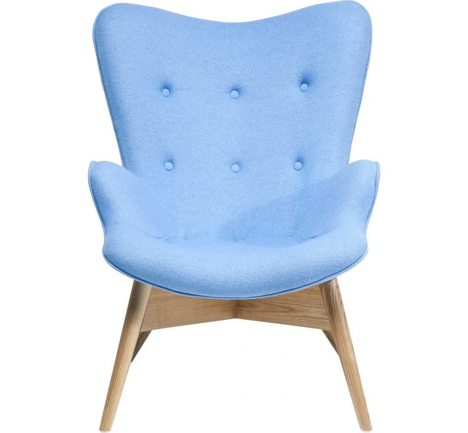 Fauteuil Angels Wings Bleu Eco Kare Design