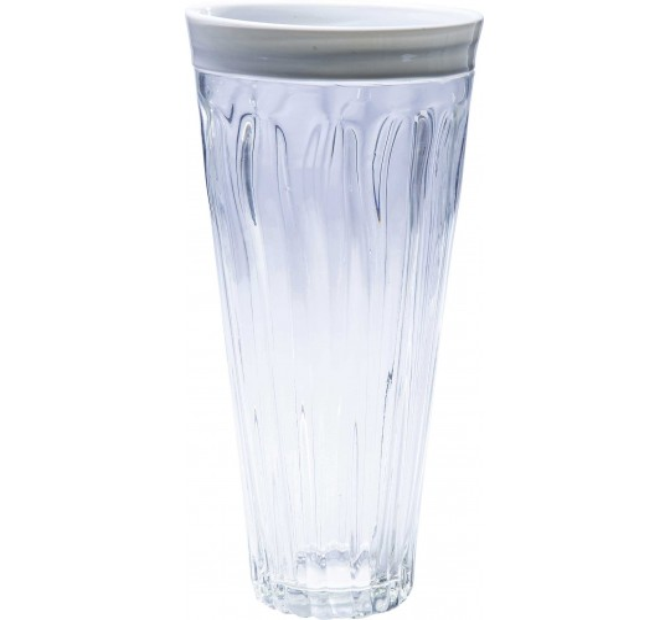 Vase Fashion Rim 41 cm Kare Design