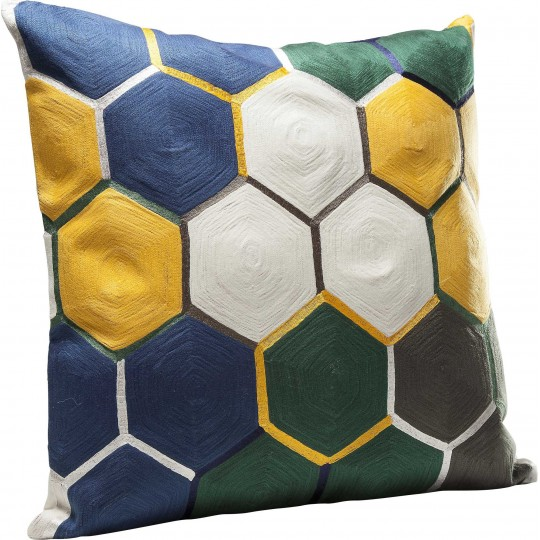 Coussin Honeycomb Colore Kare Design