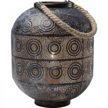 Lanterne Sultans 31cm Kare Design