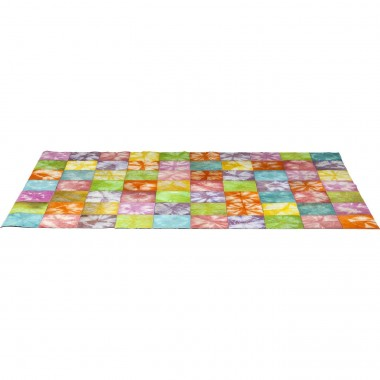 Tapis multicolore Batic Power 170x240cm Kare Design