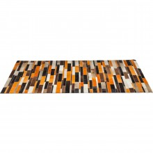 Tapis Brick orange170x240cm Kare Design