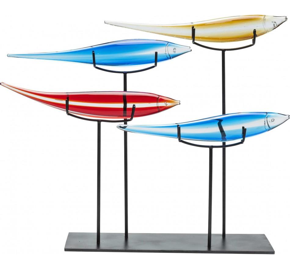 Objets déco Pesce Colore Kare Design