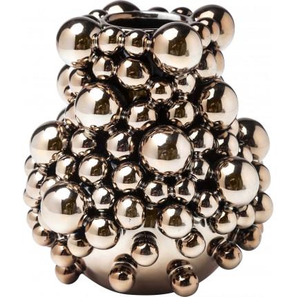 Vase Bolla cuivre 17 cm Kare Design