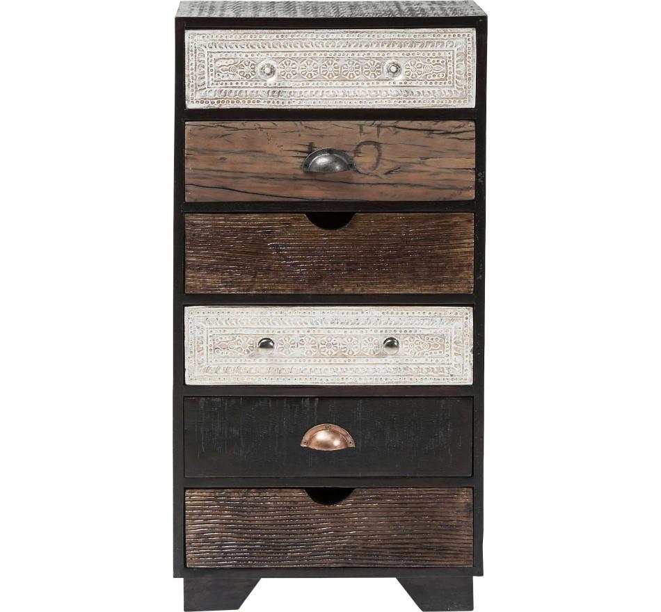 Commode Finca 6 tiroirs Kare Design