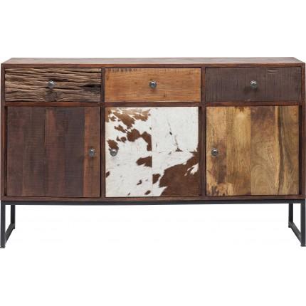 Buffet Texas 3 portes 3 tiroirs Kare Design