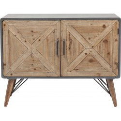 Commode X Factory 2 portes Kare Design