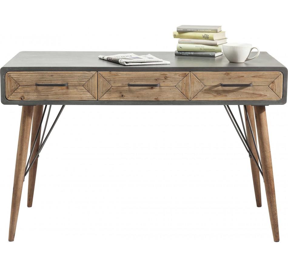 Bureau X Factory 3 tiroirs Kare Design