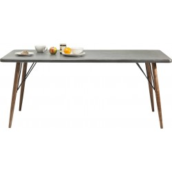 Table en bois X Factory 180x90cm Kare Design