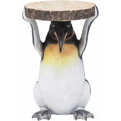 Table d'appoint Animal Pingouin Kare Design