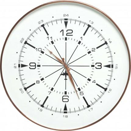 Horloge murale Navigator Kare Design
