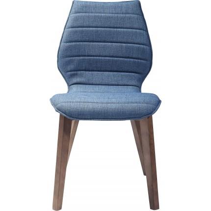 Chaise Vita bleue Kare Design