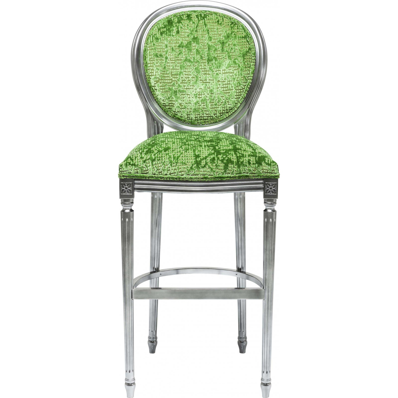 tabouret de bar posh vert kare design. Black Bedroom Furniture Sets. Home Design Ideas