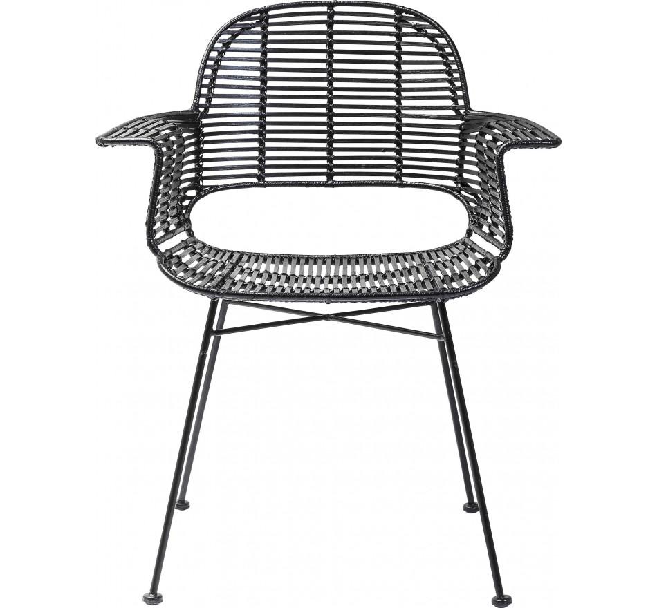 Chaise avec accoudoirs Ko Lipe Kare Design