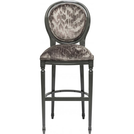 Tabouret de bar Posh Muddy Cocoa Kare Design