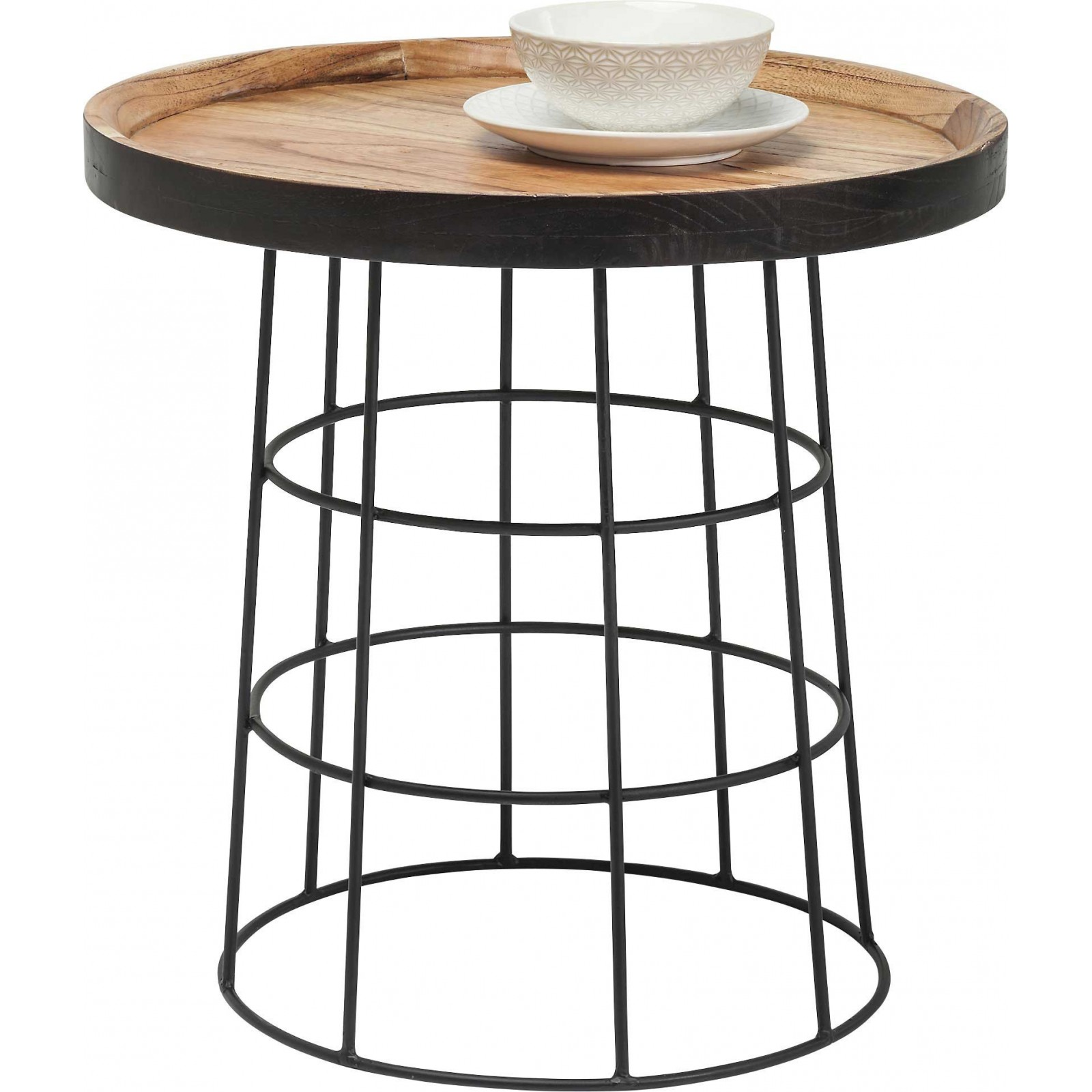 Table d 39 appoint country life 53 cm kare design - Tables d appoint design ...