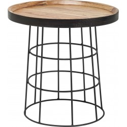 Table d'appoint Country Life 53 cm Kare Design