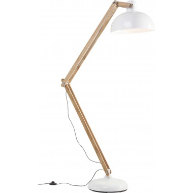 Lampadaire Work Station blanc Kare Design