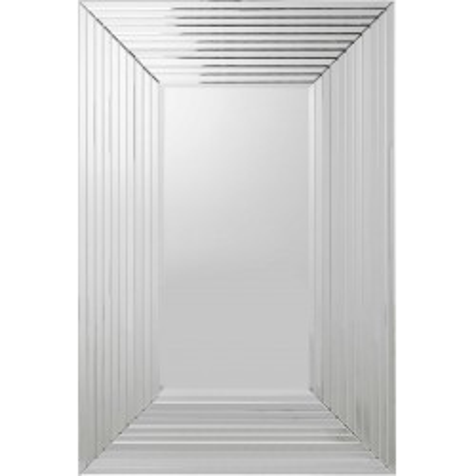 Miroir Linea rectangulaire 150x100 cm Kare Design