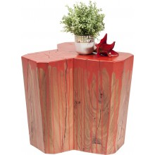 Tabouret Runny orange Kare Design