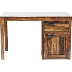 Bureau en bois Authentico 120x60 cm Kare Design