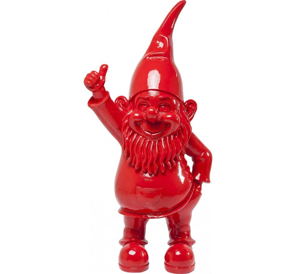 Déco Nain rouge 152 cm Kare Design