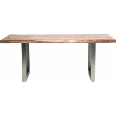 Table Pure Nature 195x100 cm Kare Design