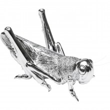 Figurine décorative Locust chrome Kare Design