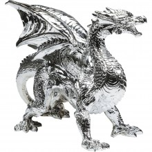Deco Dragon chrome Kare Design