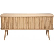Meuble TV en bois Hollola Kare Design