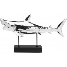 Déco Shark chrome Kare Design